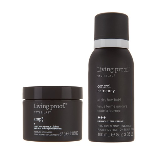 Living Proof Style Lab amp2 Texturizer with Control Hairspray