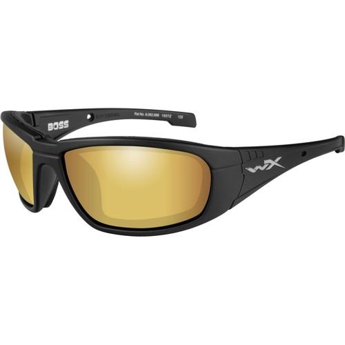 Wiley X Boss Polarized Sunglasses
