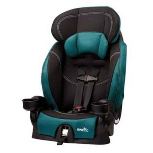 Evenflo Chase Harnessed Booster Car Seat - Jubilee