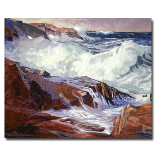 Trademark Fine Art 'Monterey Coast' 18