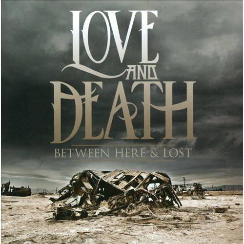 Between Here & Lost [CD]