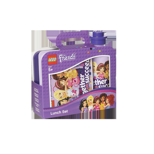 LEGO Friends Lunchset Lavender