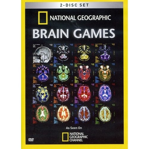 National Geographic: Brain Games [2 Discs] [DVD]