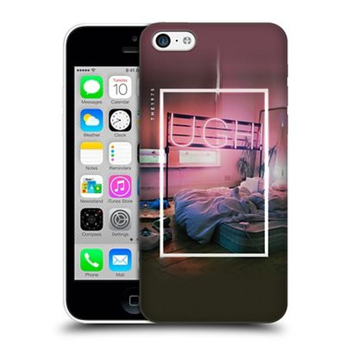 OFFICIAL THE 1975 SONGS Ugh Hard Back Case for Apple iPhone 5c (9_E_1E3BF)
