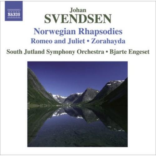 Johan Svendsen: Norwegian Rhapsodies [CD]
