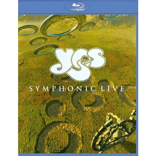 Symphonic Live [DVD/Blu-Ray] [Blu-Ray Disc]