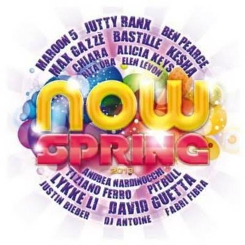 Now Spring 2013 [Audio CD]