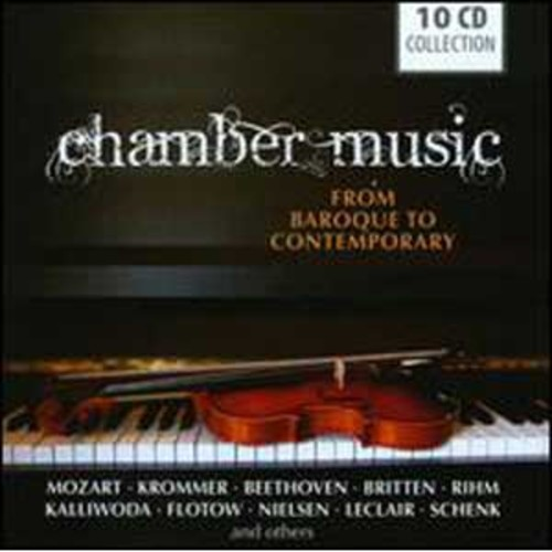 Chamber Music from Baroque to Contemporary (Audio CD)