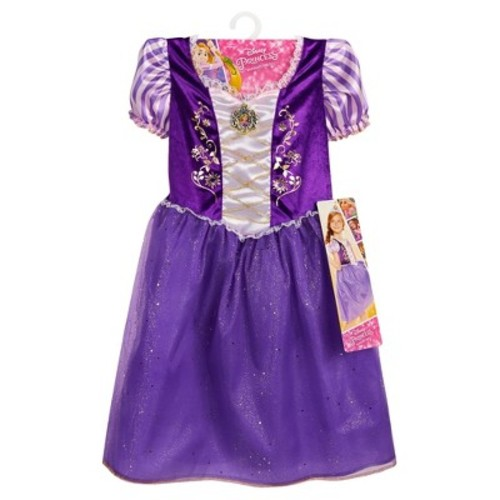 Disney Princess heart Strong Rapunzel Kids' Dress