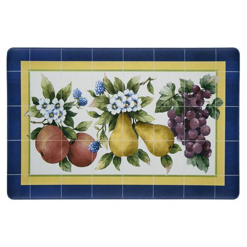 Achim Anti Fatigue Mat 18x30 - Fruity Tiles