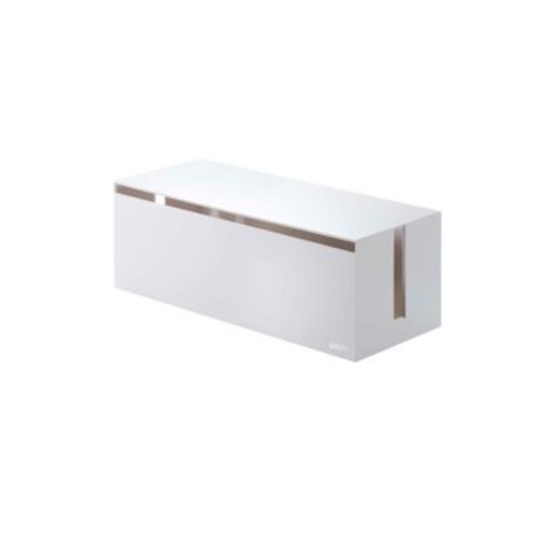 YAMAZAKI - Web White Cable Box
