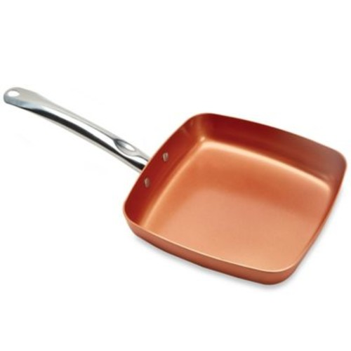Copper Chef 9.5-Inch Square Nonstick Fry Pan