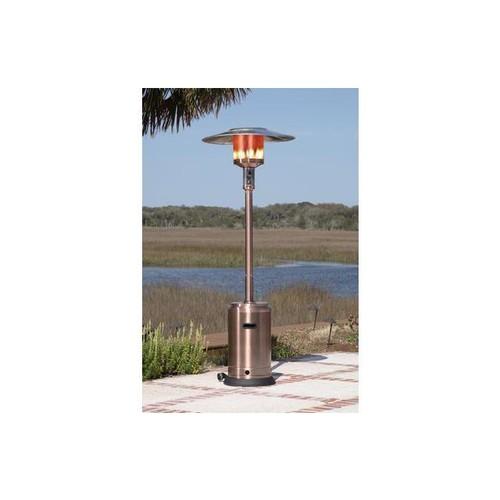 Fire Sense - 60688 - Fire Sense Copper Finish Commercial Patio Heater