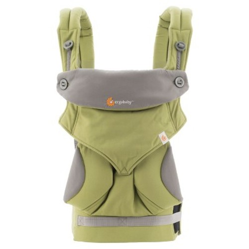 Ergobaby Four Position 360 Baby Carrier In Green