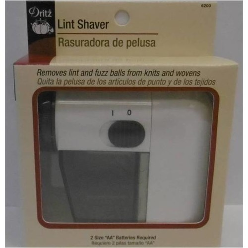 Battery-powered Lint Shaver