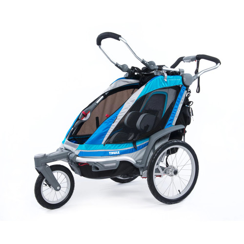 Thule Active with Kids Chariot Chinook 1 Multi-Sport Child Carrier - Aqua