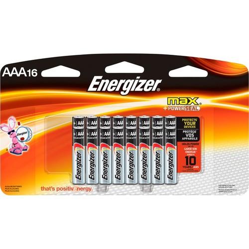 Energizer MAX Alkaline AAA Batteries  16-Pk.,