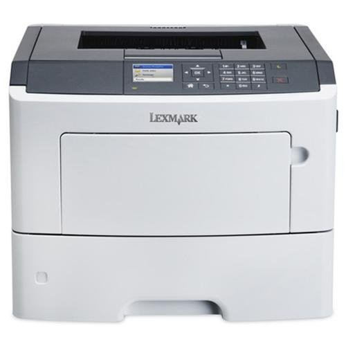 Lexmark MS610dn Monochrome Laser Printer, Network Ready, Duplex Printing and Professional Features [Mono Single Function]