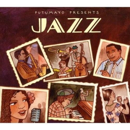 Putumayo Presents: Jazz [CD]