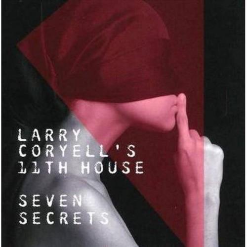Larry's 11t Coryell - Seven Secrets (CD)