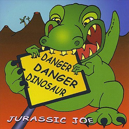 Danger Danger Dinosaur [CD]