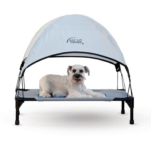 K&H Medium Pet Cot Canopy