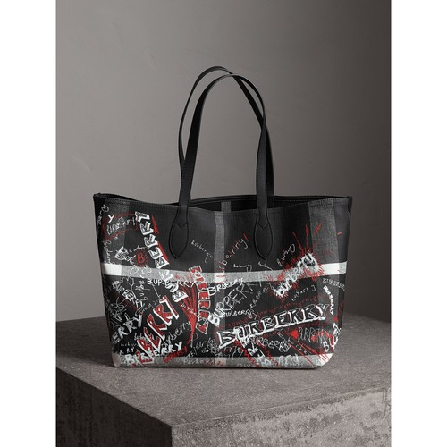 The Medium Reversible Doodle Tote
