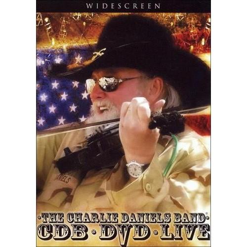 The Charlie Daniels Band: CDB DVD Live [DVD]