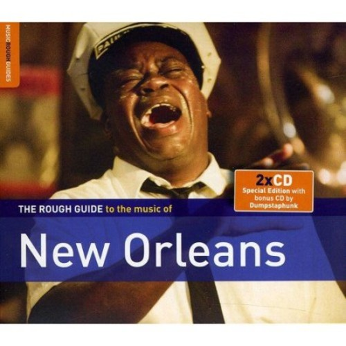 The Rough Guide to the Music of New Orleans [CD]
