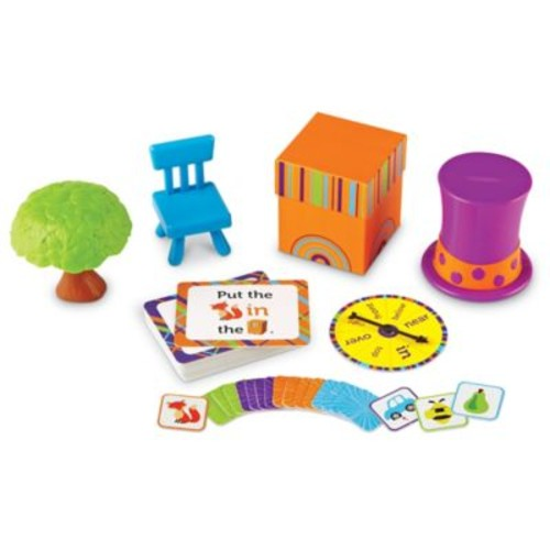 Learning Resources Fox in Box Word Position
