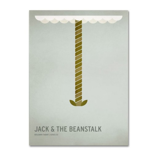 Trademark Fine Art 'Jack and the Beanstalk' 14