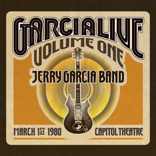 Garcialive Vol. 1 Capitol Theatre [2 CD]