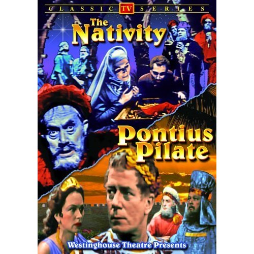 Classic Television Double Feature: Nativity, The / Pontius Pilate