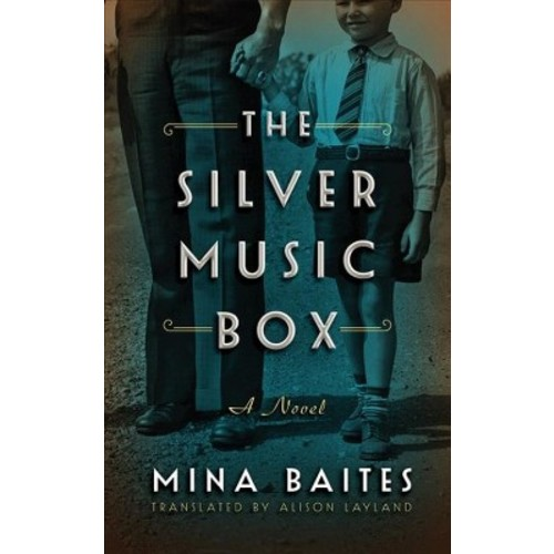 Silver Music Box (Unabridged) (CD/Spoken Word) (Mina Baites)