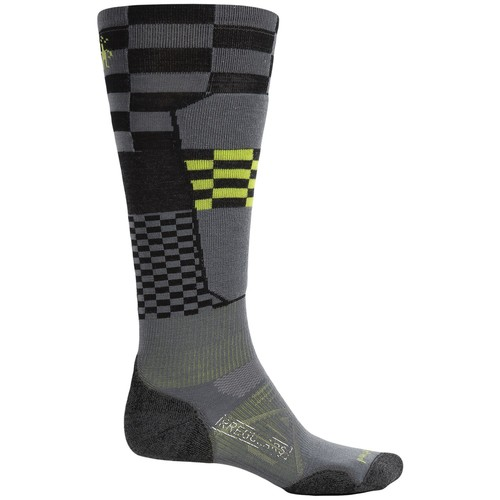 SmartWool PhD Elite Ski Socks - Merino Wool, Over the Calf (For Men and Women)