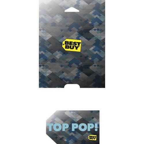 Best Buy GC - $100 Fathers Day Top Pop Gift Card