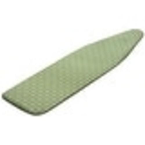 Honey-Can-Do IBC-03035 Premium Ironing Board Cover, Green Geometric