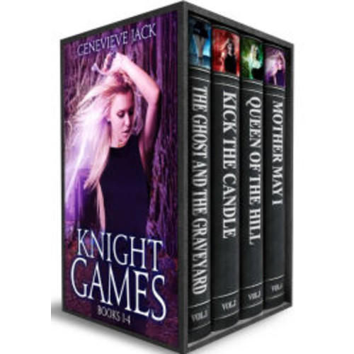 Knight Games Omnibus