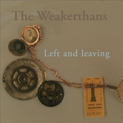 Left and Leaving [CD]
