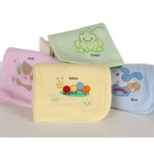 Thermal Baby Blankets (Set of 2)