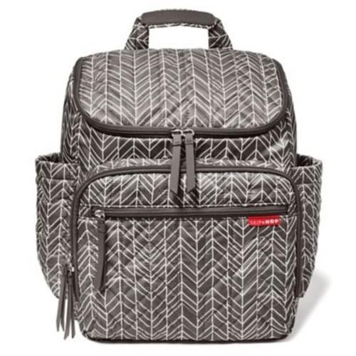 SKIP*HOP Forma Backpack Diaper Bag in Grey