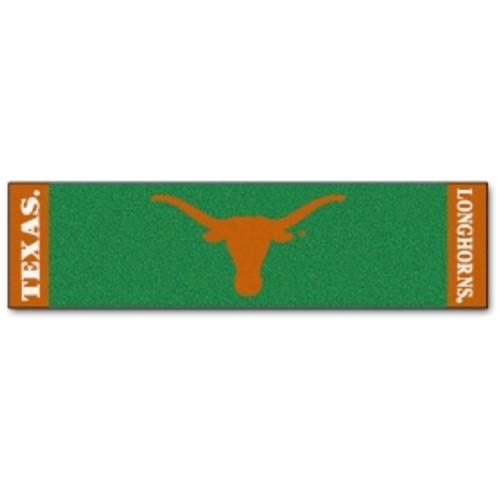 FANMATS Texas Longhorns Putting Mat