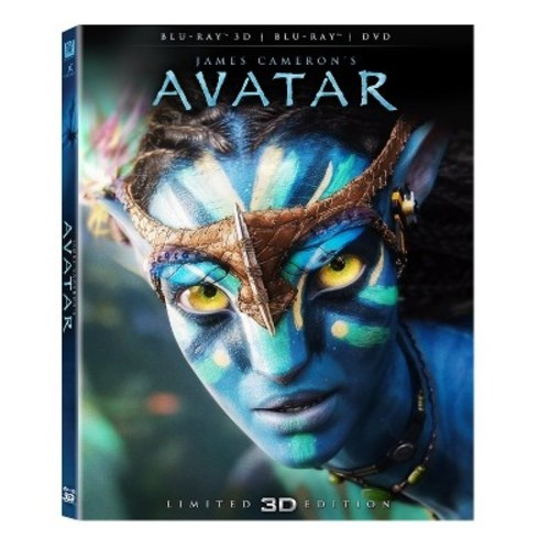 20th Century Fox Home Entertainment Avatar (Blu-ray)