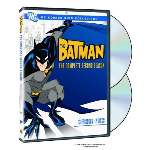 The Batman: The Complete Second Season (DVD)