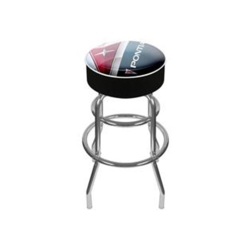 Trademark Gameroom Pontiac Padded Swivel Bar Stool