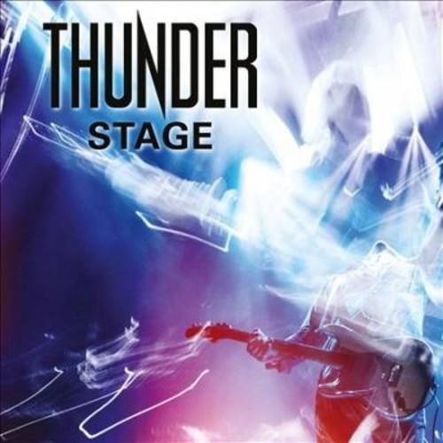 Thunder - Stage Live (Vinyl)