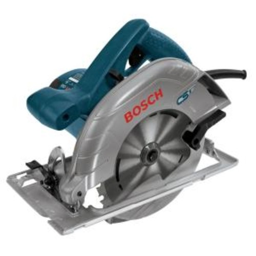 Bosch 15 Amp Corded 7-1/4 in. Circular Saw with 24-Tooth Carbide Blade