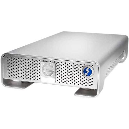 G-Technology G-DRIVE 4TB External Hard Drive with Thunderbolt