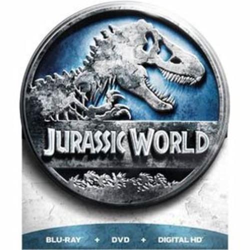 Jurassic World [Blu-Ray] [DVD] [Digital HD]