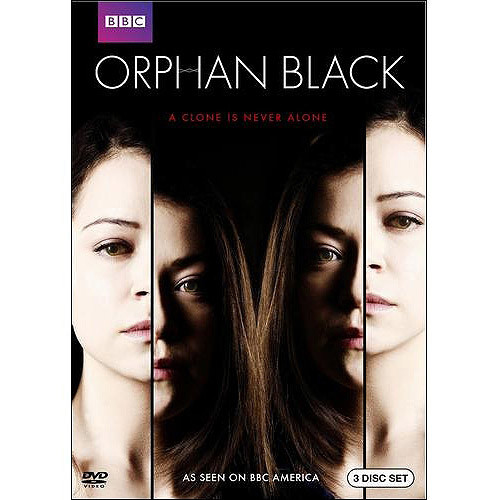 Orphan Black: Season One [3 Discs] [DVD]